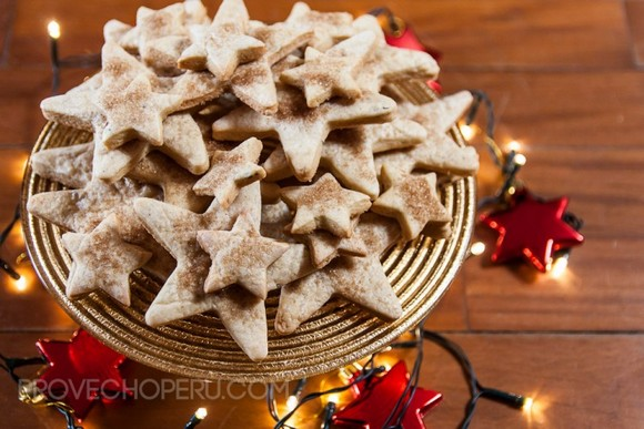 christmas cookie coffee anise biscochitos recipe picture provecho peru