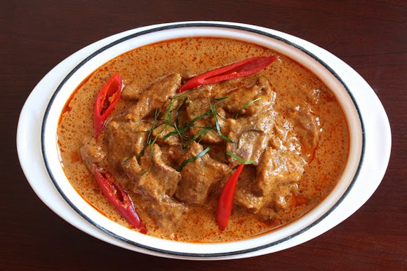 Panaeng Curry with Beef recipe picture by She Simmers1