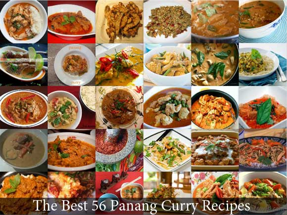 The Best 56 Panang Curry Recipes