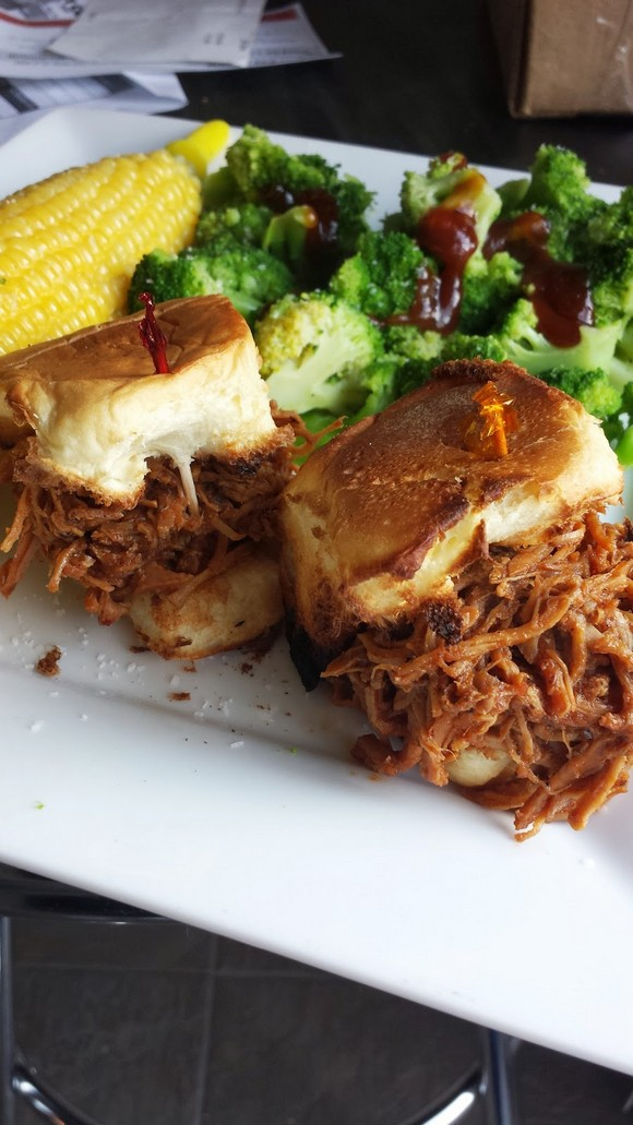 Three Ingredient Slow Cooker Pulled Pork recipe picture